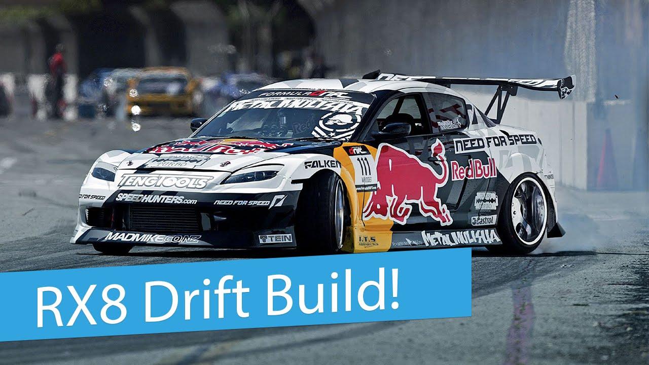 Forza Motorsport 6: Mazda RX8 - Drift Build - YouTube