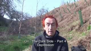 On.. Depression and Dark Moods (Darkside Part 4) - by YoutubeShaman.com