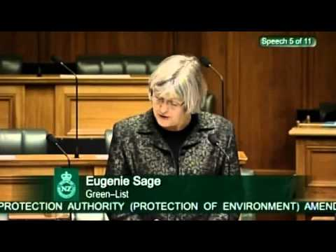 Environmental Protection Authority Amendment Bill - First reading - Part 6