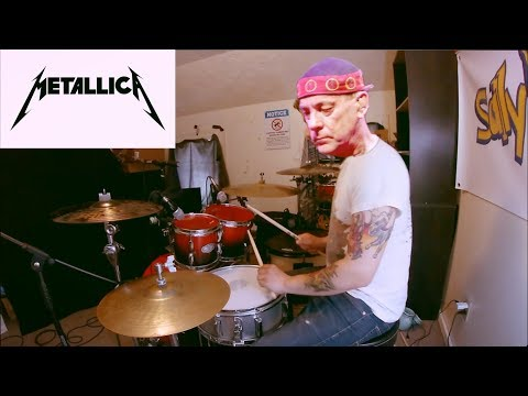 Enter Sandman But It's Played Like Neil Peart!