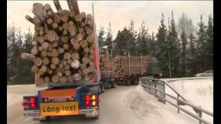 Volvo Timber Trucks - One More Pile