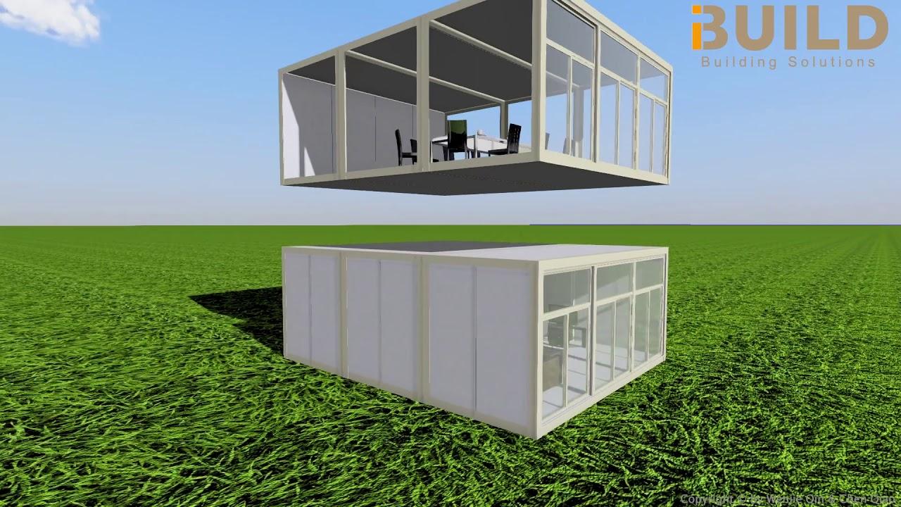 TransPack Granny Flats   Build a granny flat from under $10K
