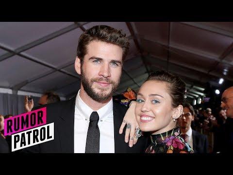 Miley Cyrus & Liam Hemsworth Already Married?! (Rumor Patrol)