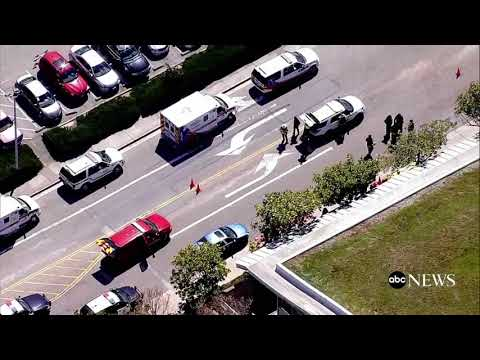 SPECIAL REPORT: Active shooter at YouTube's California headquarters