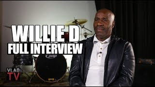 Willie D on James Prince, Michael Jordan, Stephen A Smith (Full Interview)