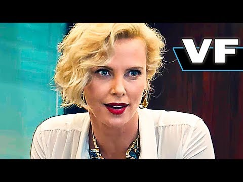 GRINGO Bande Annonce VF ✩ Charlize Theron, Comédie, Action (2018) streaming vf