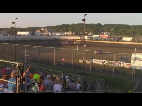 Peoria Speedway 8-10-19 Street Stocks Heat 2