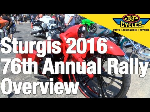 Sturgis 2016 the 76th Annual Rally