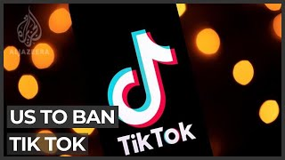 Trump says he will ban TikTok from US