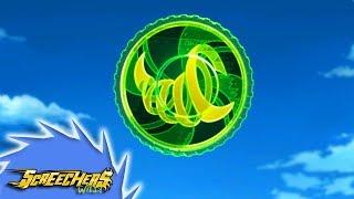 Zapętlaj Screechers Wild! | The Power of Awakening Screecher Discs! | Season 1 Compilation | HD Full Episodes | Screechers Wild!