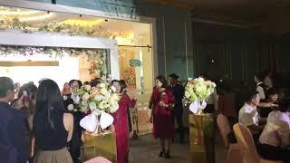 Đám cưới em gái Phương Thảo và Anh Tuấn