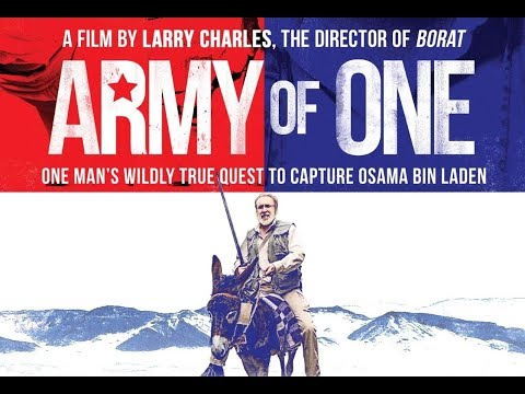 Army of One Official Trailer #1 2016 Nicolas Cage, Russell Brand Comedy Movie HD Full HD,1920x1080