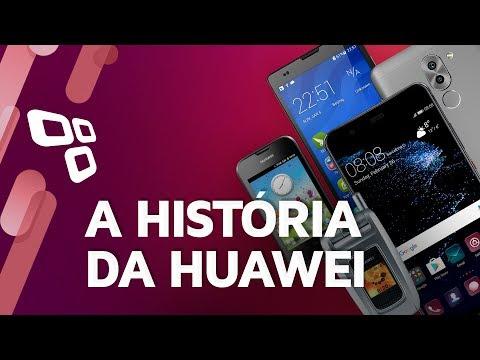 A história da Huawei - TecMundo