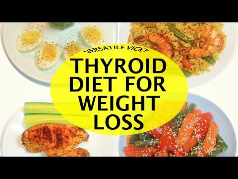 How To Lose Weight Fast 10Kg In 10 Days | Indian Thyroid Diet For Weight Loss | Indian Diet
