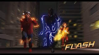 Die Flash - CW Inspiriert C4D Animated Series, Episode 1 (Pilot)