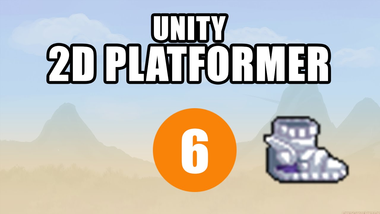 Unity 2D Platformer Tutorial • 6 • Lock Jump Direction [Noob Friendly][C#]
