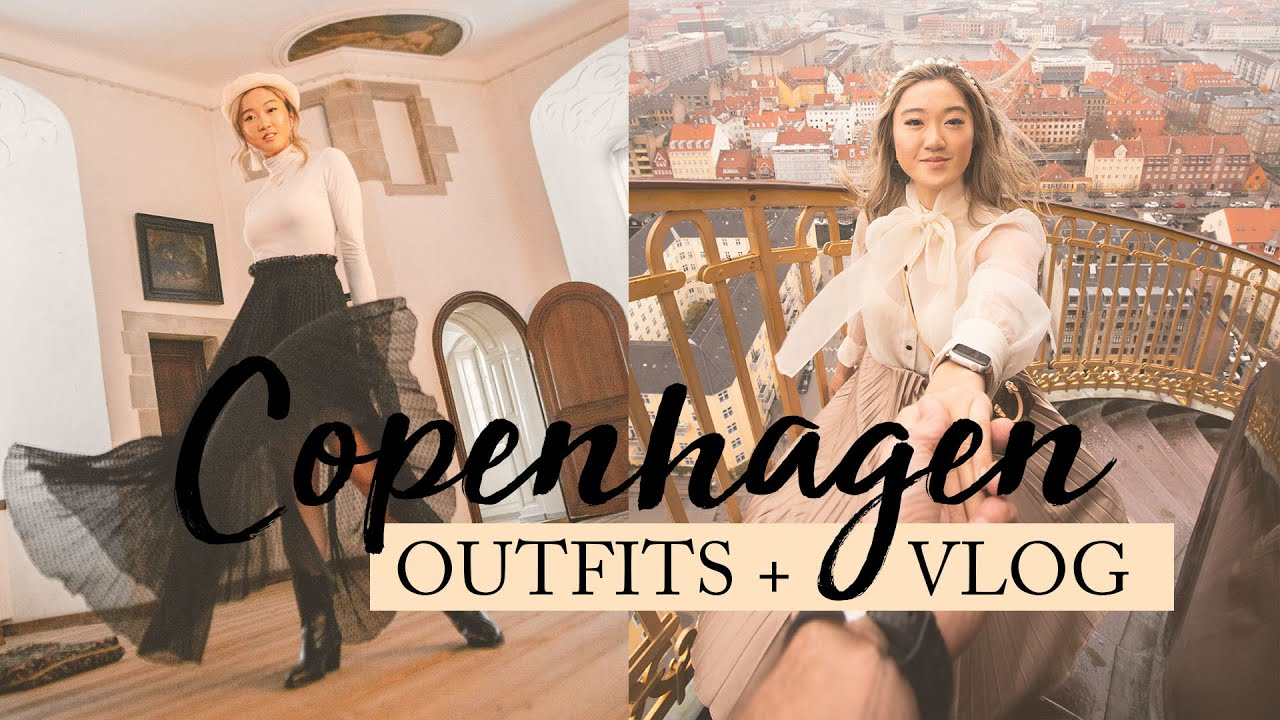 [VIDEO] - COPENHAGEN: Winter Outfit Ideas + Vlog 2