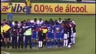 Muerte en un partido de futbol: Caso SERGINHO