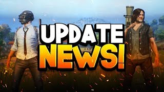 PUBG MOBILE + WALKING DEAD?! YES PLEASE! PAYLOAD UPDATE REVIEW!