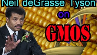 Neil deGrasse Tyson on GMOs (and the public reaction)