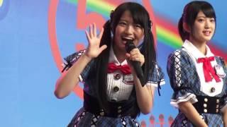 寺田美咲(みさっきー)の8イベントデビューライブです。めっちゃ成長が楽しみ。