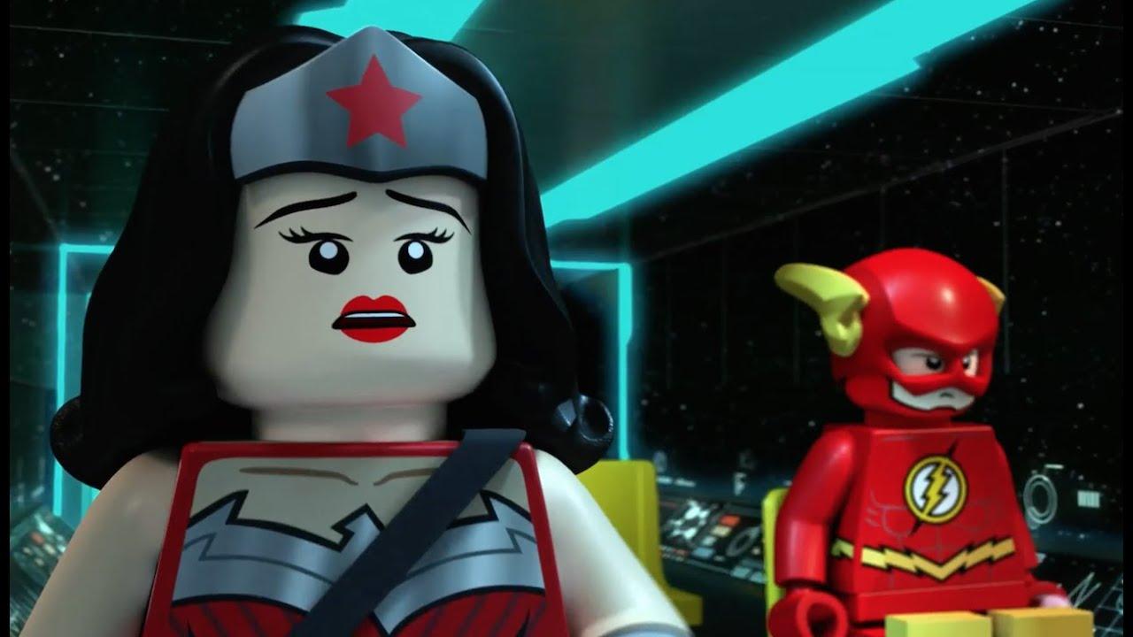 Download Cosmic Clash - LEGO DC Comics - Movie Trailer
