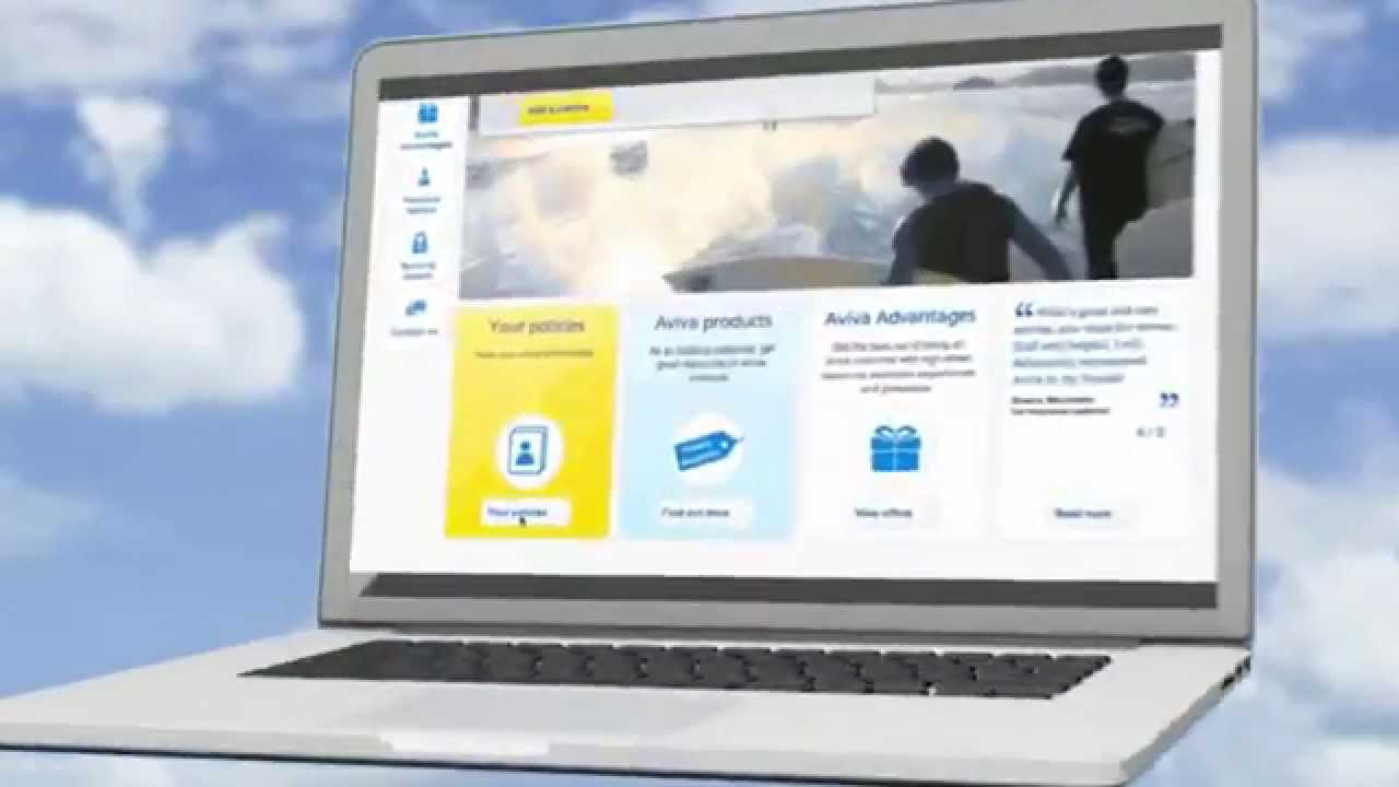 The Myaviva App Manage Your Policies In One Place On The Go Youtube