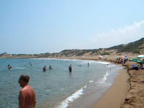 Turtle Beach - Kyrenia Norther Cyprus