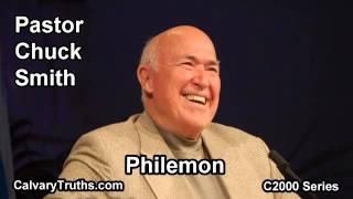 57 Philemon - Pastor Chuck Smith - C2000 Series