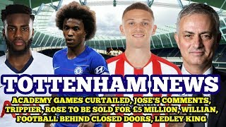 + thanks for watching!please like the video, leave a comment below, and subscribe to channel. content:* chris cowlin talks about latest at spurs#to...