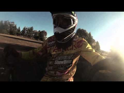 Go Pro Video (Music By Byron White)