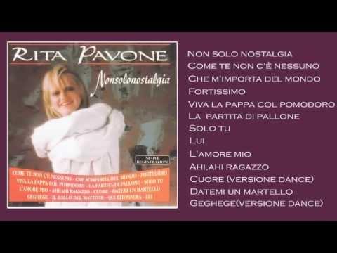 Rita Pavone - Nonsolonostaglia