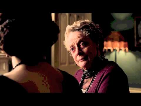 Lady Mary S04 - And You Think I Should Choose Life? - Downton Abbey