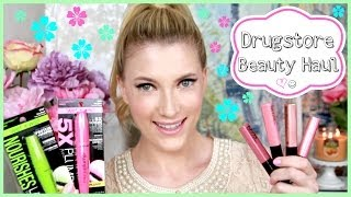 HUGE Drugstore Makeup Haul!! ♥ MakeupMAYhem Day 4 Thumbnail