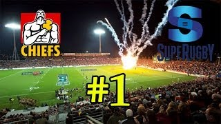 Rugby Challenge 2 - 2014 Super 15 - Ep.1 - Chiefs vs Crusaders