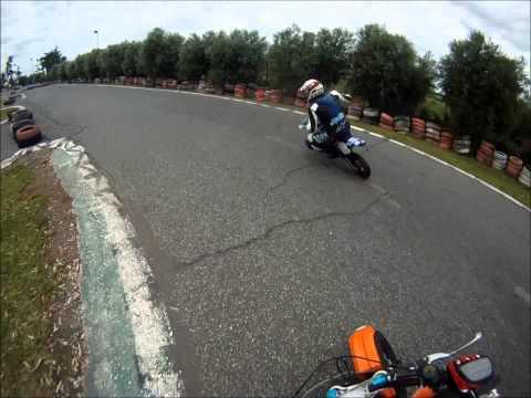 POLINI xp4 110 vs WT motors xx one 125