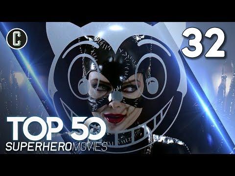 Top 50 Superhero Movies: Batman Returns - #32