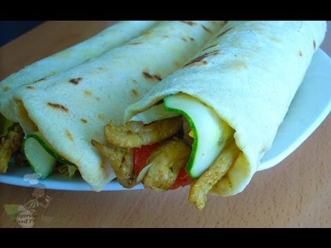 Chicken Shawarma | how to make Shawarma | Nigerian food recipes