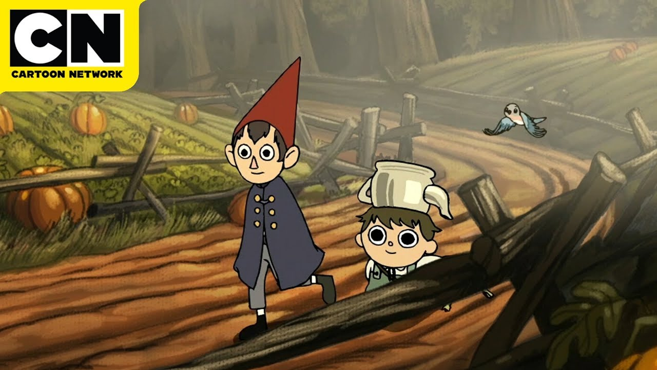 Over The Garden Wall Ambient Loop Harvest Chilltoons Cartoon Network Youtube