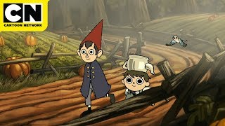 Over The Garden Wall | Ambient Loop | Harvest | Chilltoons | Cartoon Network