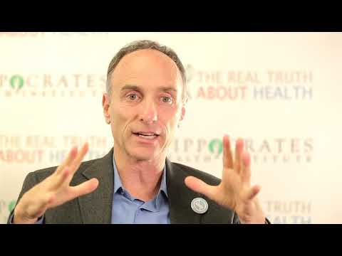 Jeffrey M. Smith 2015 Offstage Interview on GMOs and How They Affect Your Health
