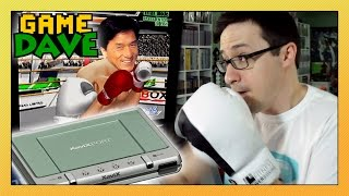 XaviX Port Jackie Chan Fitness J-MAT and PowerBoxing | Game Dave