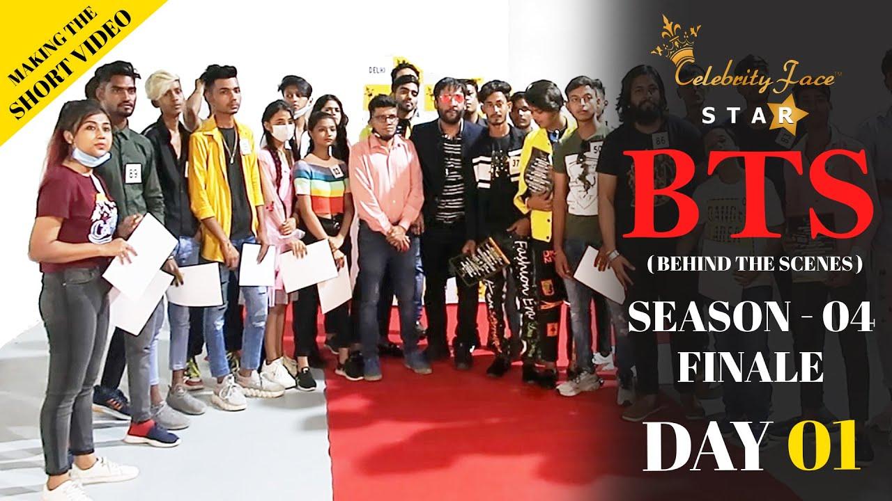 Celebrity Face Star Season 04 Finale in New Delhi -Behind The Scene Day 1 | Celebrity Face Originals
