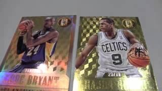 Box Busters: 2014 15 Panini Gold Standard basketball cards