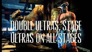 Killer Instinct Jago Ultras and Stage Ultras on All Stages 4K 60fps