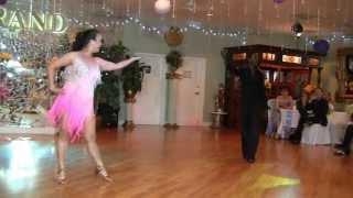 Spring Ball Professional Salsa Dance 2013 - Samantha & Augustin