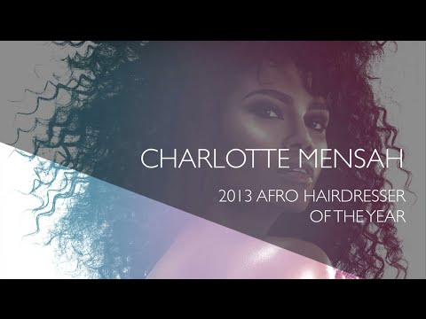 Charlotte Mensah: Afro Hairdresser Of The Year