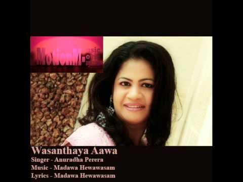 wasanthaya awa song