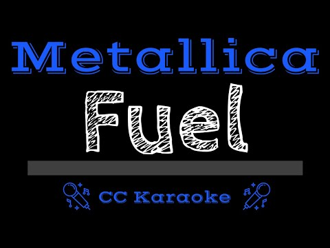 Metallica   Fuel CC Karaoke Instrumental