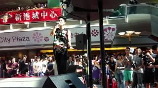小婚禮 Marry Me - 吳建豪 VanNess Wu Different Man 簽唱會 (新港城中心) 20130811